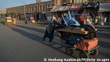 Afghanistan |wirtschaftliche Situation nach Machtergreifung durch Taliban
