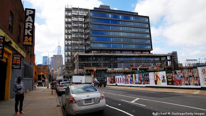 USA  Google plant Kauf eines Bürogebäudes in New York für 2,1 Milliarden Dollar