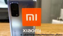 Teléfono de la marca Xiaomi