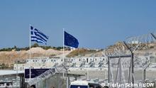 7DW_Samos22Sept2021_Schmitz: Das neue Camp in Samos ist das erste gemeinsame Flüchtlingslager der EU -- Samos 22.Sept 2021 Alle von mir. Schlagworte: Samos, Migration, Flüchtlinge, Griechenland, EU, Asyl. via Florian Schmitz