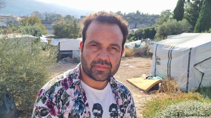 Forutan već tri godine živi na Samosu