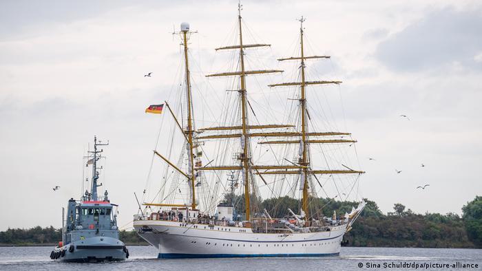 BdTD Deutschland Gorch Fock