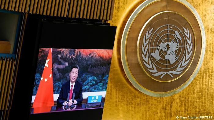 Xi Jinping discursa na ONU
