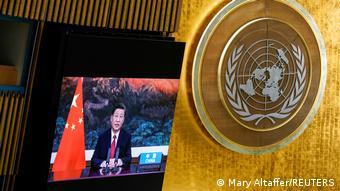 UN Vollversammlung USA New York China Xi Jinping