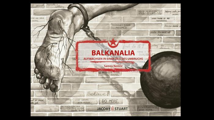 Knjiga Samire Kentrić: Balkanalije