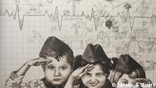 Illustration Buch Balkanalien der Autorin Samira Kentrić