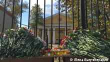 Trauer nach Schießerei in der Perm State Universität
