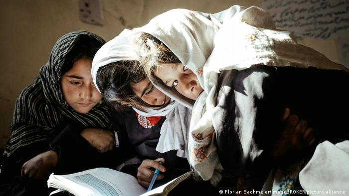 Афганські школярки