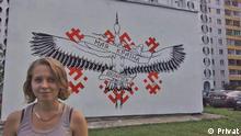 Belarus verhaftete Marfa Rjabkowa
