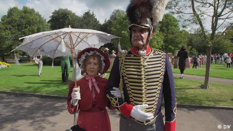 DW euromaxx vom 22.09.2021 - Jane Austen