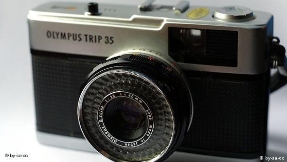 دوربین ۳۵ میلیمتری غیرانعکاسی