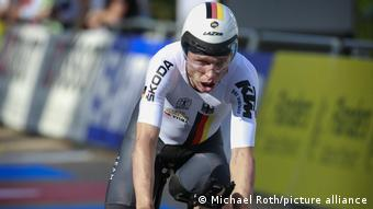 RAD-WM 2021 in Flandern   Zeitfahren Mixed Relay von Knokke-Heist   Martin Tony