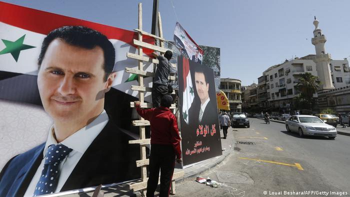 Rusia apoya desde 2015 a Bashar al Assad en Siria, logrando un giro en la guerra civil de ese paìs.