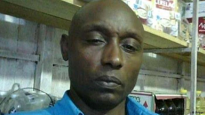 Cleophas Habiyareme | Präsident der Association of Rwandan Refugees in Mosambik