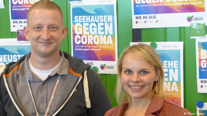 Arne Saak i Leonie Schlee