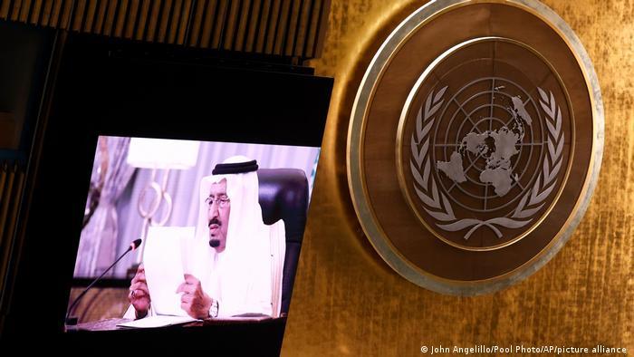 USA New York   UN-Jahresversammlung   Salman Bin Abdulaziz Al-Saud