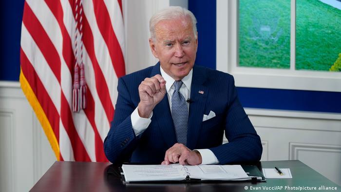 USA Washington | Corona-Gipfel | Präsident Joe Biden