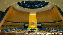 76. Generaldebatte der UN-Vollversammlung