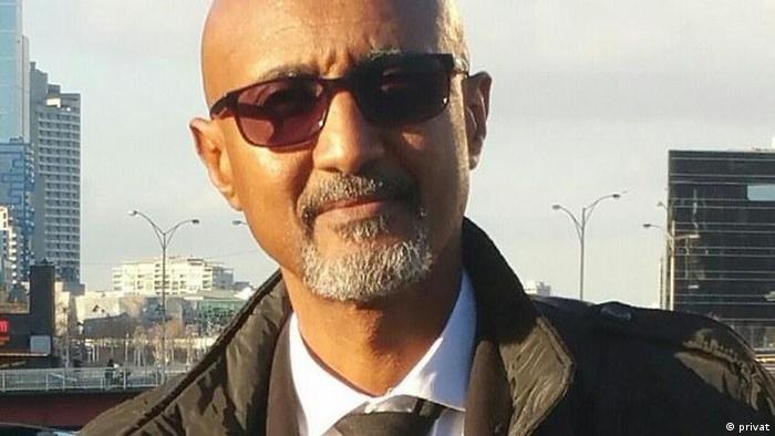Senay GebreMedhin Äthiopien Journalist Australien