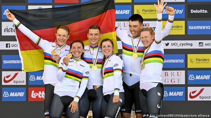 Radsport Weltmeisterschaft in Belgien
