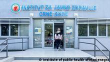 Montenegrin Institute of public health - autor- (Institute of public health of Montenegro)
