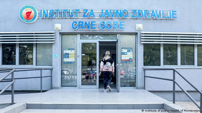 Montenegro   Gesundheitszentrum
