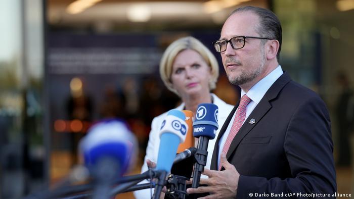 Slovenien | Treffen der EU Außenminister