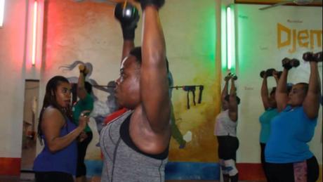 Afrika Togo Fitness Coach