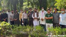 Mehr als tausend afghanische Bürger, die zur Behandlung ihrer Patienten nach Indien gingen, wurden in Indien gestrandet.