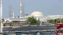 Iran Energie Atomkraftwerk Inbetriebnahme Atomreaktor Buschehr