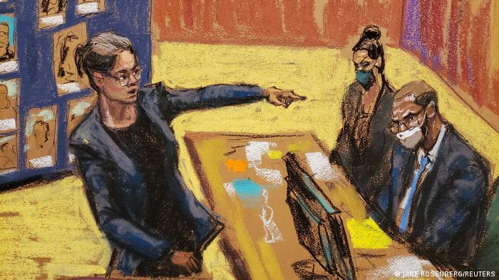 R. Kelly Prozess Brooklyn