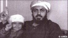 Ömer Yeter, türkisches Mitglieder der ISIS in der Türkei Copyright: Anka Nachrichten Agentur, rechtefrei für DW