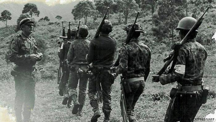 Uno de los creadores de las FARC. Jacobo Arenas.