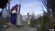Eco India Sendung 23.09.2021 India, Himalayas, Himachal Pradesh, Kullu Valley, hot water hamam, Jagriti