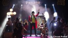 Deutschland   Zirkusse in der Pandemie   Familie Probst