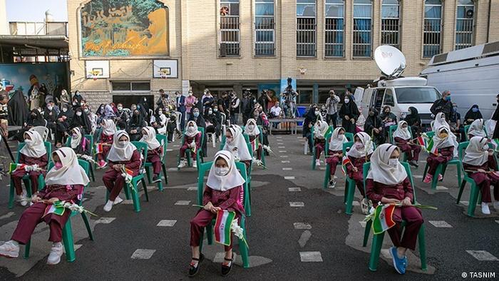 Iran I Studenten