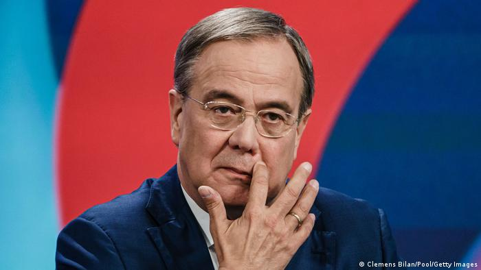 ARD dezbatere TV alegeri 2021 Armin Laschet