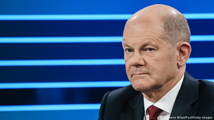 ARD dezbatere TV alegeri 2021 Olaf Scholz