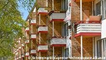 21.05.2019 Wohnbauten von Otto Bartning Langer Jammer, Goebelstrasse, Grosssiedlung Siemensstadt, Spandau, Berlin, Deutschland