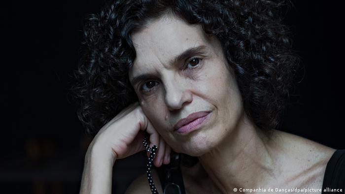Choreographin Lia Rodrigues
