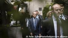 Bundesaussenminister Heiko Maas, SPD, aufgenommen in New York, im Rahmen der Generaldebatte der 76. Generalversammlung der Vereinten Nationen in New York. 23.09.2021