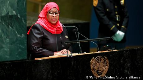 <div>UN General Assembly: Africa's leaders push for unity</div>