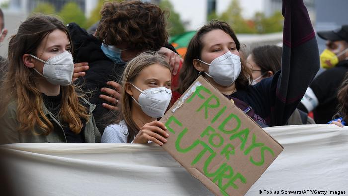Deutschland Berlin | Fridays for Future | Greta Thunberg
