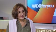 Isabel Schayani Bildbeschreibung: Isabel Schayani, Journalistin Stichwörter: Isabel Schayani, Journalistin, Journalist lizenzfrei: Screenshot von DW Webvideo Quelle: DW/