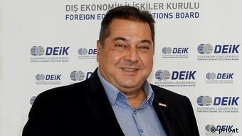 Türk-Alman İş Konseyi Başkanı Steven Young