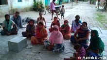 Indien Muzaffarpur Selbsthilfegruppe