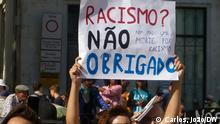 Anti-racism demonstration in Lisbon, Portugal via Claudia Lopes Marques Fr, 24.09.2021 14:22