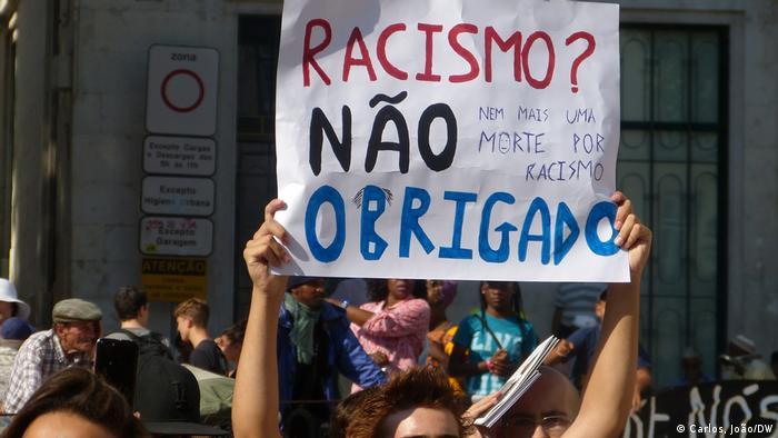 Portugal I Anti-racism Demonstration