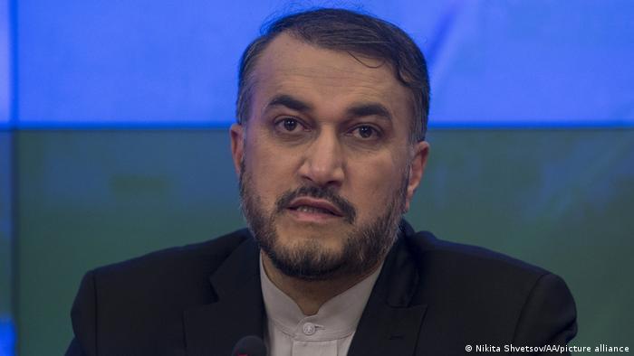 Iran Amir Abdollahian