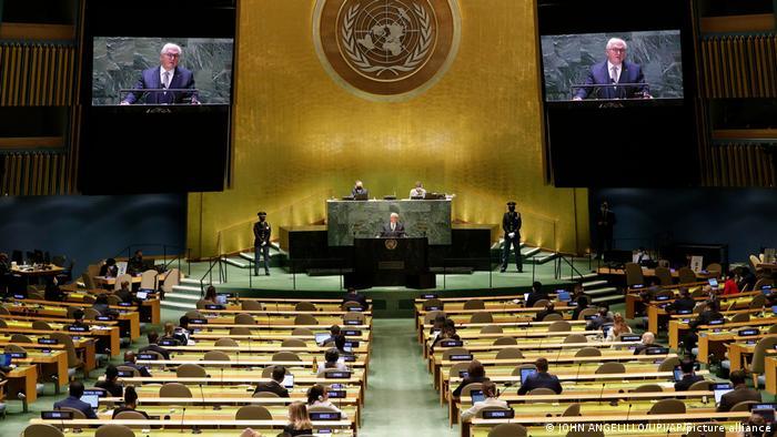 德国也极愿获得联合国安理会常任理事国身份